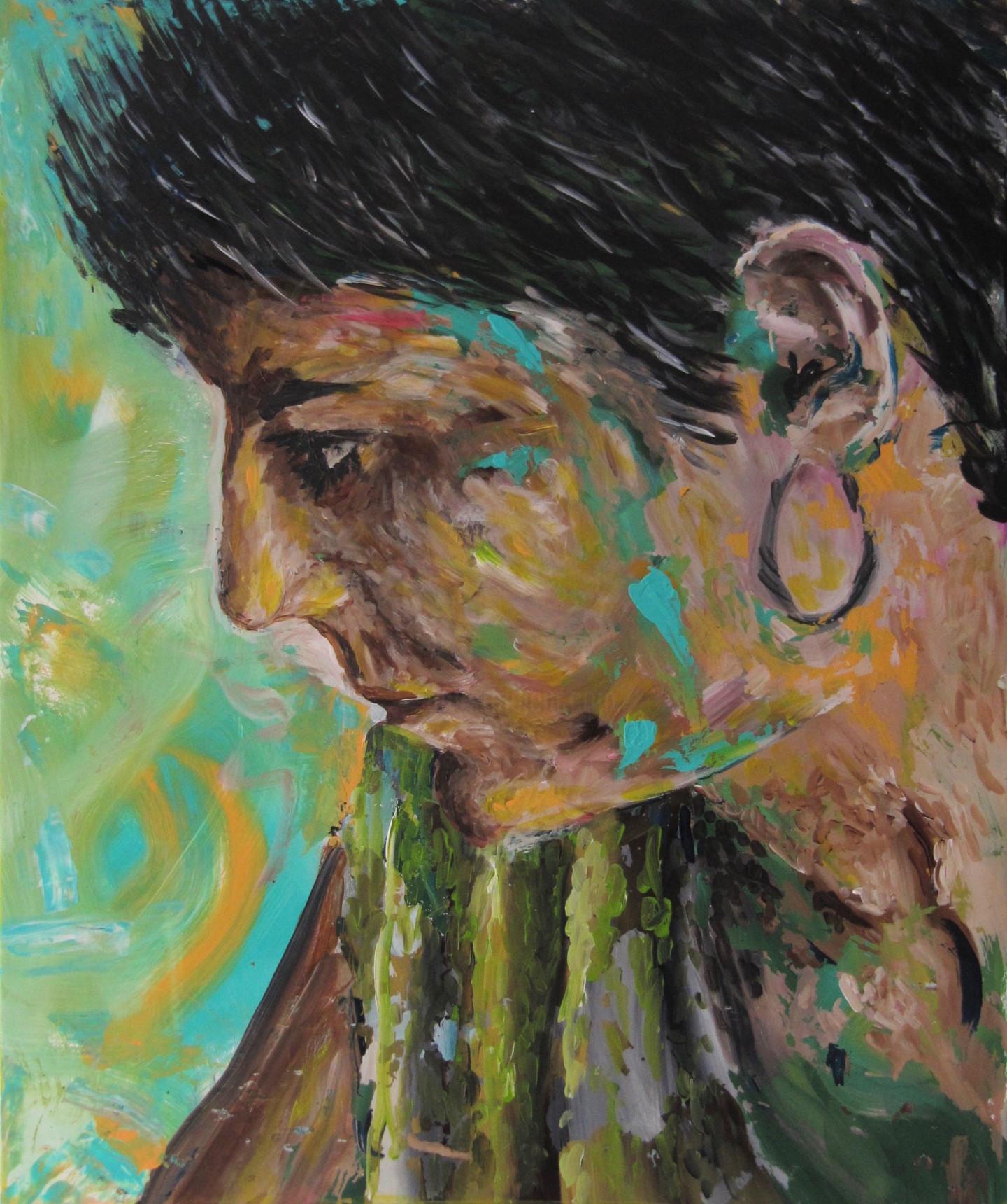 Gui Limão - Ana's portrait